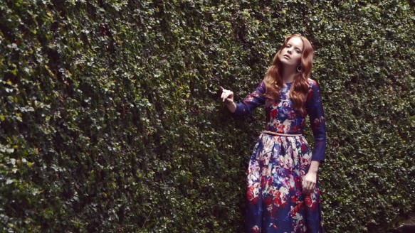 "The Secret Garden ""Fashion FIlm""  for Fashion & Beauty Milan Magazine"
