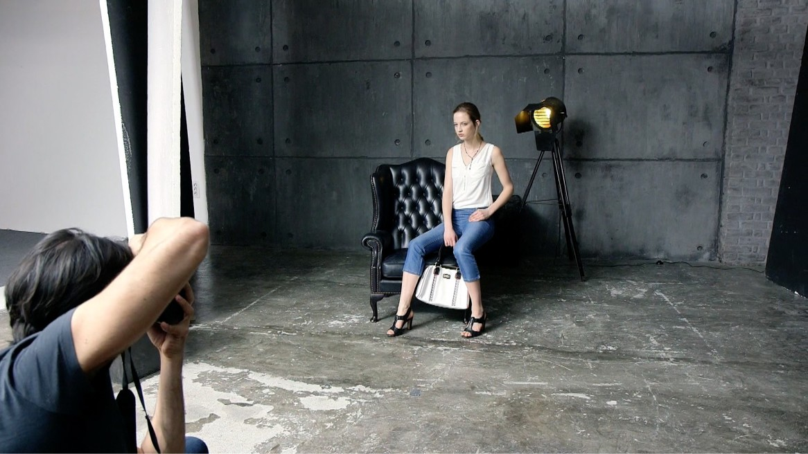 Madame Summer 2015 backstage Cross+Studio